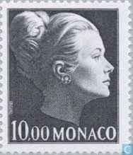 Afbeeldingsresultaat voor postzegels monaco