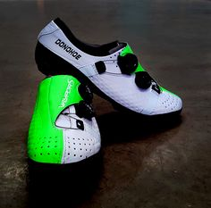 Bont Vaypor S - Custom Colour & Embroidery Cycling Shoes