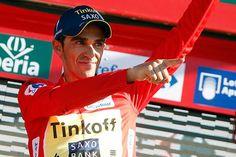 SPORTS And More: #Cycling #Ciclismo #LaVuelta  Alberto Contador win...