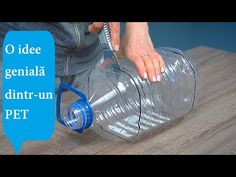 Perfect - YouTube Ideas Geniales, Peta, Youtube, Water Bottle, Drinks, Recycle Plastic Bottles, Upcycling, Objects, Flasks