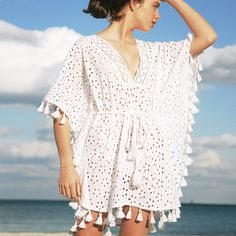 Caftan » What a pretty cover-up.