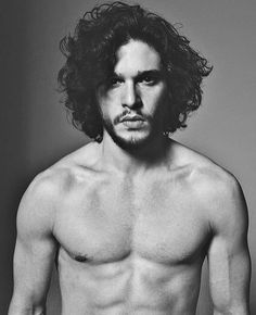 Kit Harington: Shirtless for 'Men's Journal'!: Photo Kit Harington goes shirtless for the Men's Journal fashion spread in the March 2012 issue of the magazine. The Game of Thrones actor modeled for… John Snow, Celebrity Bodies, Celebrity Pictures, Celebrity Crush, Celebrity Gossip, Actrices Sexy, Ewan Mcgregor, Hommes Sexy, Ryan Gosling