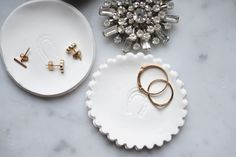 Ring Trays - Cupcakes & Cashmere