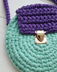 WEBSTA @ tsareva_bags - #сумка #сумкаручнойработы #ручнаяработаназаказ #ручнаяработа #своимируками #вязанаясумка #вяжутнетолькобабушки #вязаниеназаказ #Handmade_tsareva #handmade #bags #сумка #knit #knitted #knitting #изделияизтрикотажнойпряжи #вязанаясумка #сумкаизтрикотажнойпряжи #РУКОДЕЛИЕ #ржеввналичии #москва #тверь