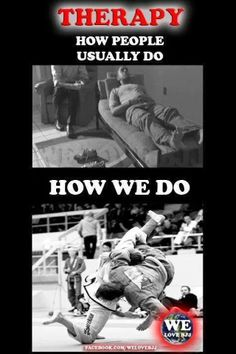 BJJ therapy....definitely makes my day better