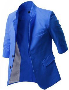 H2H Mens Fashion Linen Blazer Jackets with 3/4 Sleeve Two Buttons BLUE XXL (JGSK09_L06) H2H,http://www.amazon.com/dp/B00CINDM20/ref=cm_sw_r_pi_dp_NsUmtb1WVZVHSQ3T