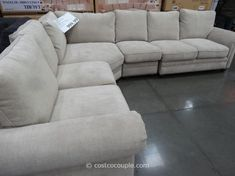 Marks and Cohen Laurel Fabric Sectional Costco