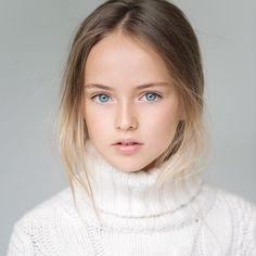 クリスティーナ・ピメノヴァ (Kristina Pimenova) ˆ⏖ˆ Photo Beautiful Little Girls, The Most Beautiful Girl, Beautiful Children, Beautiful Eyes, Beautiful Babies, Cute Girls, Kristina Pimenova, Young Models, Child Models