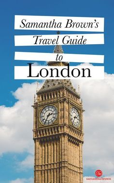As a travel destination, London has a lot to offer. Here are my favorite things to do when I visit.