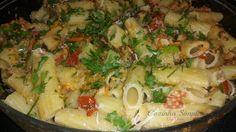 Pasta Ponza - Cozinha Simples da Deia