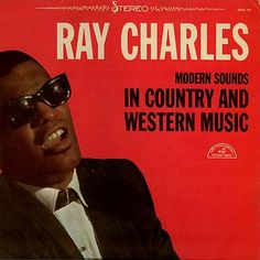 Ray Charles Modern Sounds In Country and Western Music, Vol. 1 and 2 Vinyl LP Deluxe Vinyl Reissue Presenting Both Landmark Volumes Ray Charles's Ray Charles, Soul Music, My Music, Gospel Music, Music Stuff, Music Songs, Country Music, Bye Bye Love, Westerns
