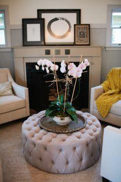 #Dreambuilders designer Dann' re-designed #livingroom. #design #renovation #homeimprovement  #TeamRed