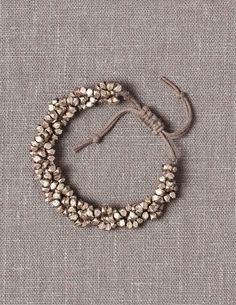 Metal Rope Bracelet