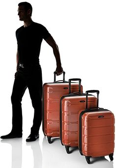 Samsonite Omni PC Hardside Expandable Luggage with Spinner Wheels, Black Samsonite Luggage, Hardside Luggage, Luggage Brands, Luggage Sets, Best Luggage, Travel Luggage, Womens Luggage, Editing Background, Photo Editing