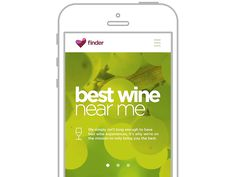 While designing winefinder.co site, I accidentally solved nav bar taking too much space problem. ;)  With this solution there's no need for sticky or auto hide on scroll bars (which require extra s...