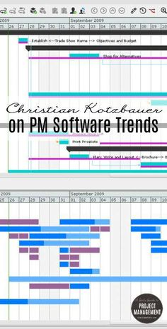 Interview on project management software trends