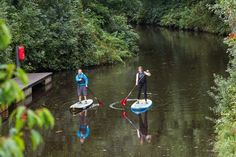 Slow Adventure on the Shannon Blueway with Leitrim Surf