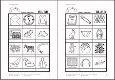 Speech Therapy Activities, Phonics, Worksheets, Spanish, Language, Teacher, Writing, Reading, Speech Pathology