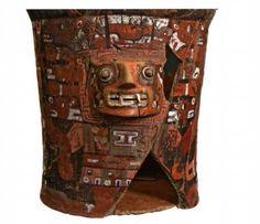 Pariti Tiahuanaco Bolivia, South America, Ceramics, Folk, Treasure Island, Tiwanaku, Lake Titicaca, Animal Heads, Islands