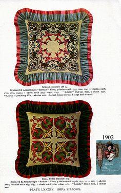 Brainerd & Armstrong LXXXIV 1902 | Embroiderist | Flickr