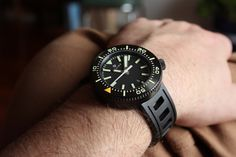 A Week On The Wrist: The Halios 1000M DLC (The Puck)