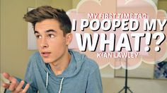 If you've never watched a video of Kian Lawley, please watch this one first. How is it possible for someone to be so hot but so weird? Lmao I love him. I Love Him, My Love, Kian Lawley, O2l, Inspire Me, Cuddling, Youtubers, Crying, Feelings