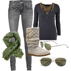 love everything but sunglasses. and i'm not a skinny jean person.. but seems more practical with boots.