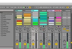 Ableton Live is one of the world's best audio creation tools. Use it to DJ, produce, record, effect live audio, compose, improvise... ableton.com