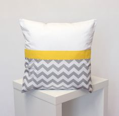 Pillow cover designed and made by LALLY CHIC