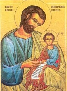 Papá e Hijo JESÚS Y JOSÉ