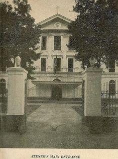 Malate – Ermita District: Part 3 Main Entrance, Manila, Uni, Philippines, Architecture Design, Past, Random, Board, Pictures