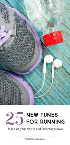 25 new tunes for running: Great ideas from moms on the run. Perfect for filling up your iPod playlist.