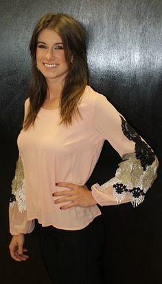 """Emmalynn"" Peach Crochet Top! Get it here >>http://www.smalltowngypsy.com/catalog.php?item=2033 Like us on facebook!"