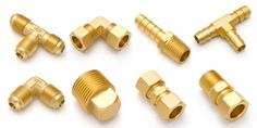 Brass Pipe Nipples - One Product Multiple Applications
