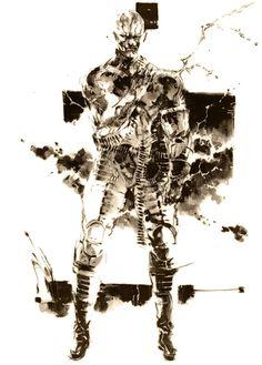 Volgin, Metal Gear Solid 3: Snake Eater
