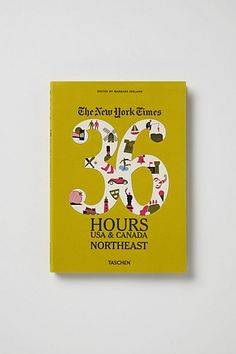 The New York Times 36 Hours #anthropologie
