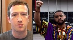 Mark Zuckerberg Endorses Killing Cops. I have had ENOUGH of this overdone douchebag,  fuck him and his bullshit faceshit, another firestarter fanning the flames