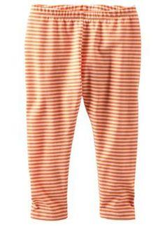 OshKosh Bgosh  Stripe Leggings Toddler Girls