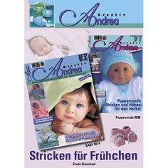 Gratis-Anleitung - Stricken-Frühchen - mode in wolle GmbH - AndreaKreativ