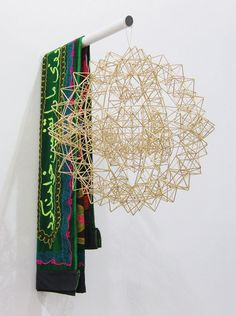 Solidarność Pająk study 2010 Slavs and Tatars Paper Chandelier, Handmade Ornaments, Geometric Art, Diy Projects To Try, Online Art Gallery, New Art, Create Yourself, Diy And Crafts, Sculpture