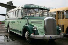 1951 Mercedes-Benzr O 3500 B.