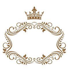 Vector de corona