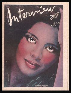 DIAHNNE ABBOTT !!!! http://www.ebay.com/itm/Andy-Warhols-Interview-Magazine-October-1977-Diahnne-Abbott-Vol-7-10-EX-RARE-/130855147253?pt=Magazines=item1e779316f5