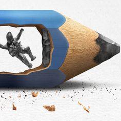 Criativa campanha publicitária que a agência Ogilvy & Mather Colombia desenvolveu para o jogo Pictionary da Mattel. Confira!