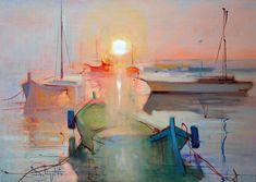Dino Pelagatti | Post Macchiaioli painter