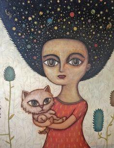 """Yo le llamo: """"La mujer universo y un michifus"""", y es mi favorita. Fito Espinosa."""