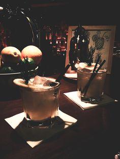 Some of the best cocktails in Paris. Lone Palm Cocktail Bar, Paris 11