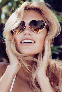 "Heart-Shaped ""Lolita"" Sunglasses | Wildfox"