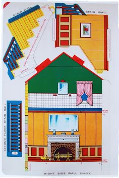 Paper Dolls~House For Sale - Bonnie Jones - Picasa Web Albums