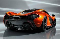 McLaren P1 ,super car roaaarrr
